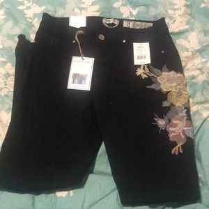 Indigo Rein black jeans sz 13